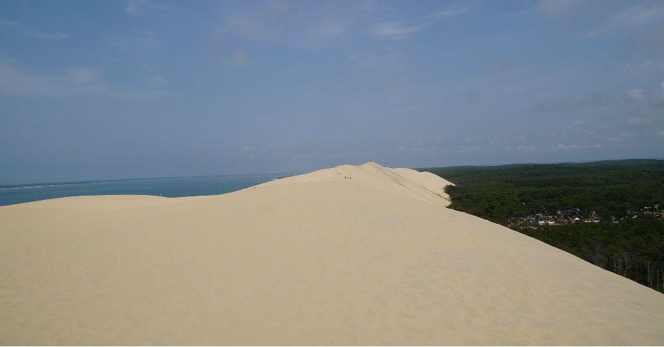 Dune du Pilat, Bassin d'Arcachon